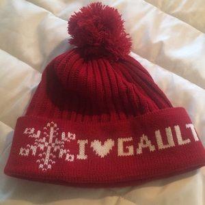 Jean Paul Gaultier winter hat